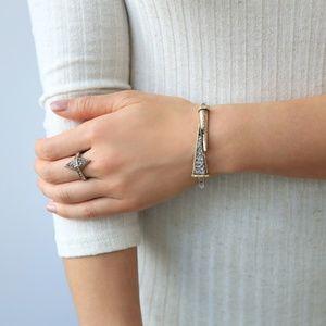 Chloe + Isabel Amulet Ring, Size 7